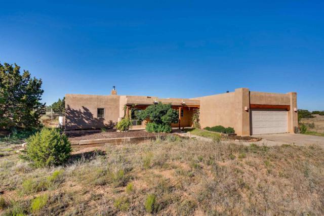 5 Bonito Ct, Santa Fe, NM 87508 (MLS #201902600) :: The Desmond Group
