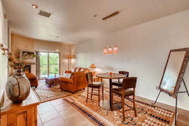 2100 Calle De La Vuelta D202, Santa Fe, NM 87505 (MLS #201902617) :: The Desmond Group