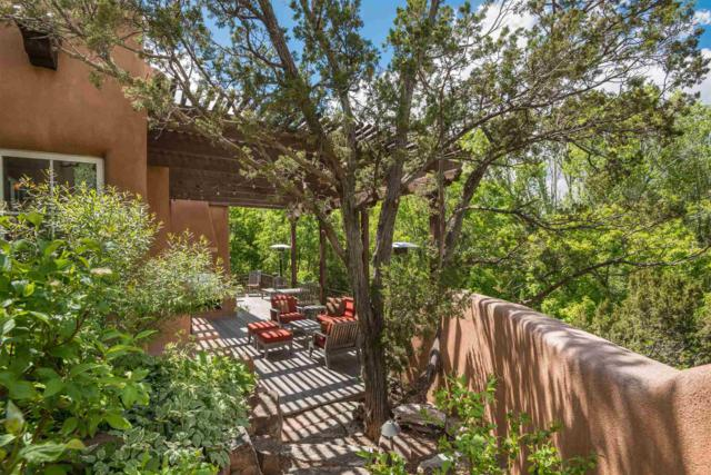 1401 & 1407 Upper Canyon Rd, Santa Fe, NM 87501 (MLS #201902623) :: The Very Best of Santa Fe