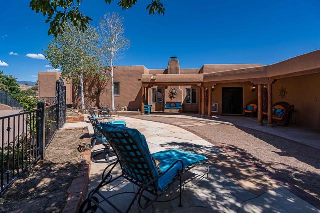 19 Horcado Ranch Road, Santa Fe, NM 87506 (MLS #201902661) :: The Desmond Group