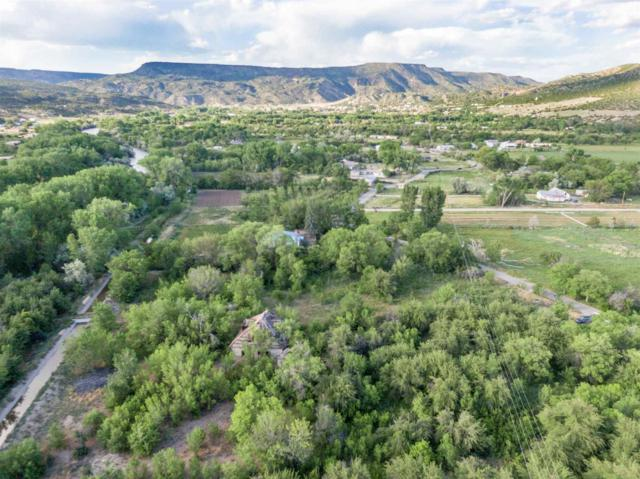 1209 County Road 41, Velarde, NM 87582 (MLS #201902946) :: The Desmond Group