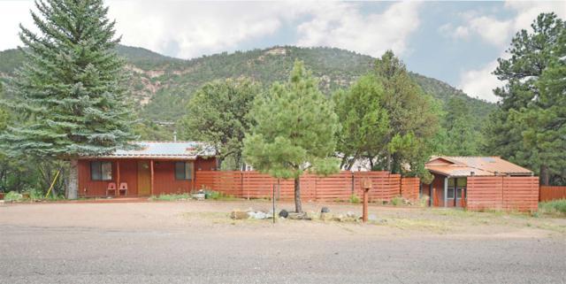 19956 Highway 4, Jemez Springs, NM 87025 (MLS #201902990) :: The Desmond Group