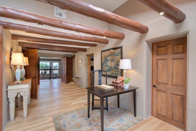 2047 Galisteo, Santa Fe, NM 87505 (MLS #201903186) :: The Desmond Group