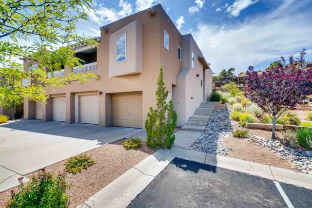 862 Viento Segundo, Santa Fe, NM 87501 (MLS #201903231) :: The Desmond Group