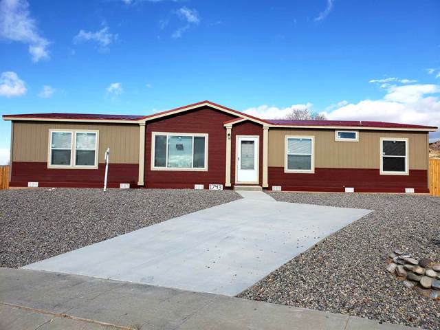 1743 Desert Vista Dr., Espanola, NM 87532 (MLS #201903258) :: The Desmond Hamilton Group