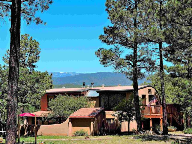 577 Nm Hwy 94, Rociada, NM 87742 (MLS #201903328) :: The Desmond Group