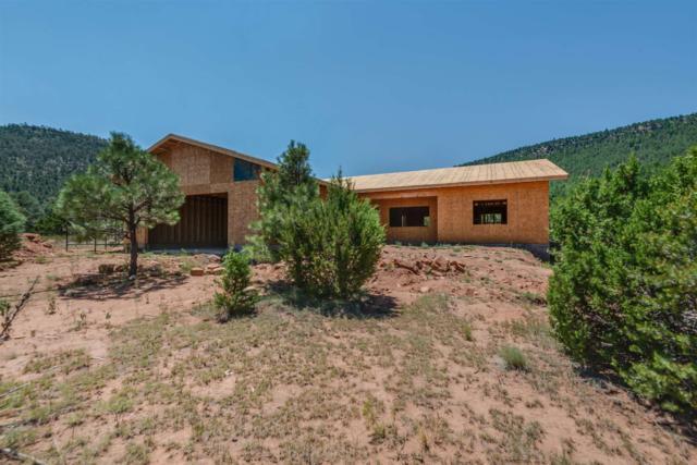 Lot 3B5 Rowe, Rowe, NM 87562 (MLS #201903517) :: Berkshire Hathaway HomeServices Santa Fe Real Estate