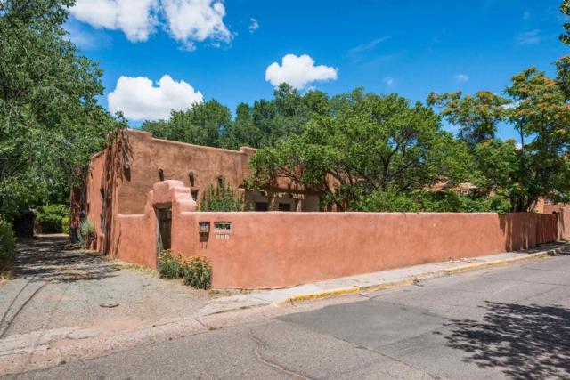 126 Martinez Street, Santa Fe, NM 87501 (MLS #201903623) :: The Desmond Group