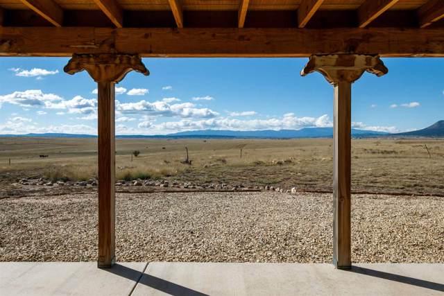 27 Cross Ranch Rd, Stanley, NM 87056 (MLS #201903728) :: The Desmond Group