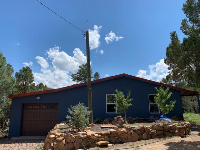 22 Magpie Road, Glorieta, NM 87535 (MLS #201903731) :: Berkshire Hathaway HomeServices Santa Fe Real Estate