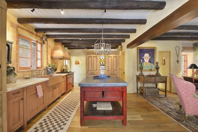 445 Camino Monte Vista, Santa Fe, NM 87505 (MLS #201903865) :: The Very Best of Santa Fe