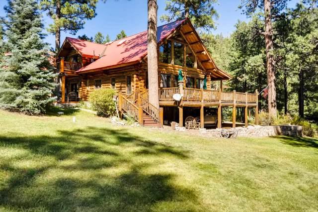 24 Tres Lagunas, Pecos, NM 87552 (MLS #201904064) :: The Very Best of Santa Fe