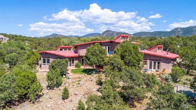 22 Sunlit Drive East, Santa Fe, NM 87508 (MLS #201904144) :: The Very Best of Santa Fe