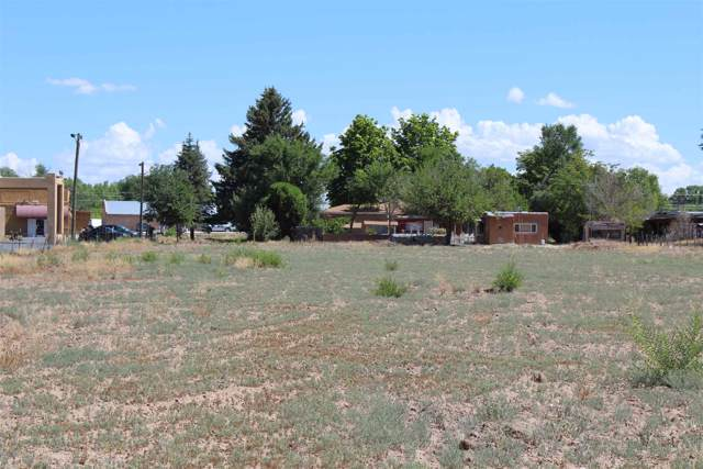 610 S Riverside Drive, Espanola, NM 87532 (MLS #201904255) :: The Desmond Group