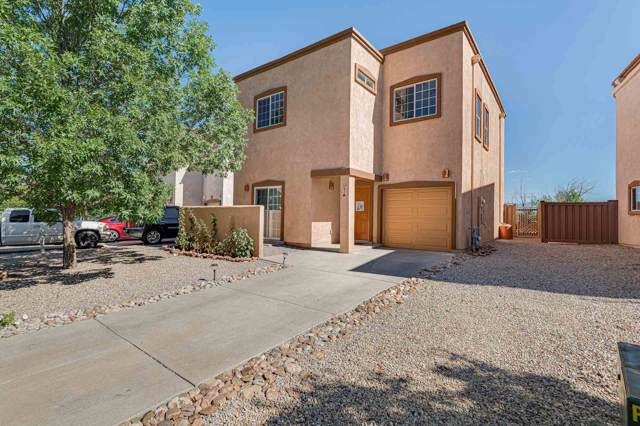 57 Carson Valley Way, Santa Fe, NM 87508 (MLS #201904352) :: The Desmond Group