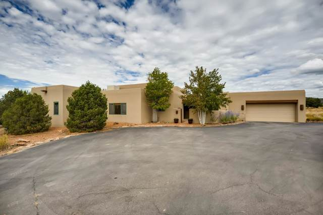 22 Fonda Rd., Santa Fe, NM 87508 (MLS #201904436) :: The Desmond Group