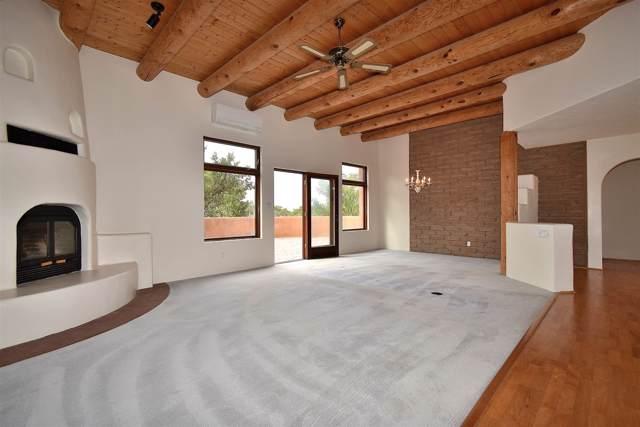 27 Monterey Road, Santa Fe, NM 87508 (MLS #201904484) :: Berkshire Hathaway HomeServices Santa Fe Real Estate