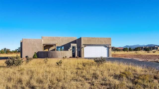 16 Encantado Road, Santa Fe, NM 87508 (MLS #201904493) :: The Desmond Group