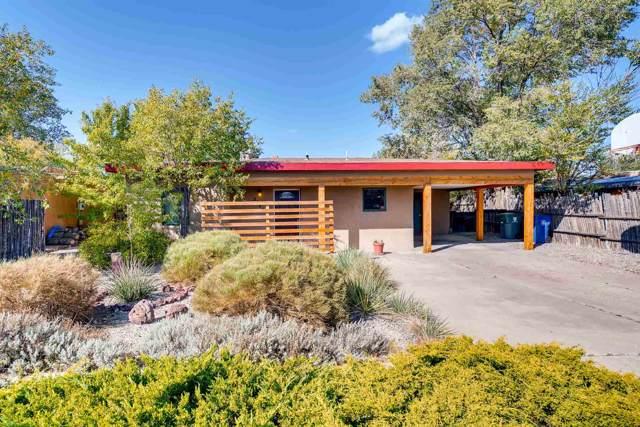 2840 Vereda De Pueblo, Santa Fe, NM 87507 (MLS #201904540) :: The Desmond Group
