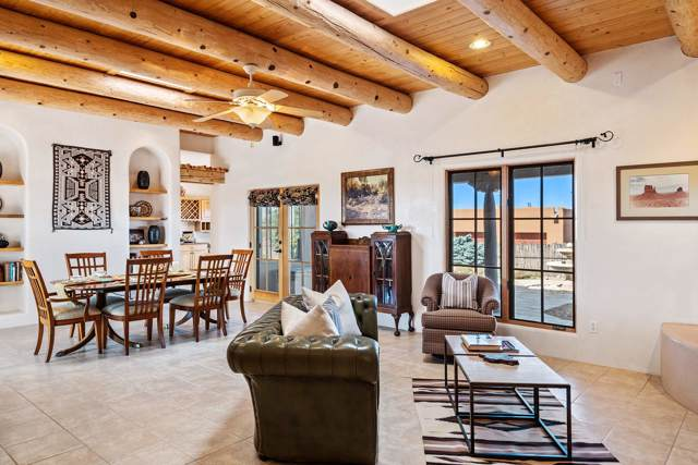 31 Camino Botanica, Santa Fe, NM 87505 (MLS #201904545) :: The Very Best of Santa Fe