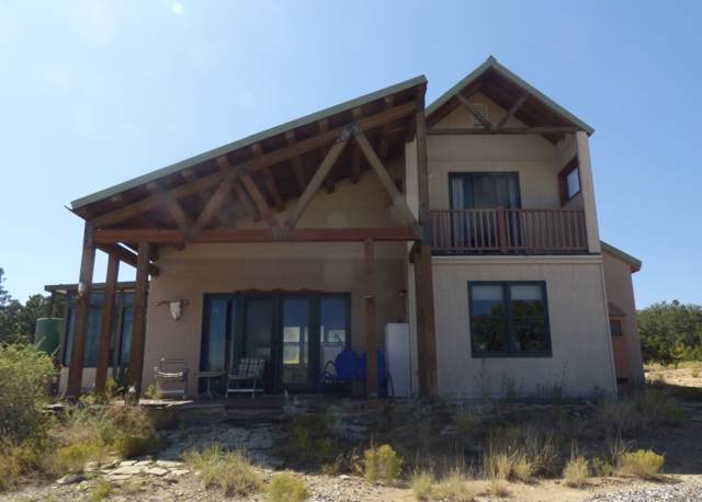 294 Rogersville Road, Cerrillos, NM 87010 (MLS #201904590) :: The Desmond Group