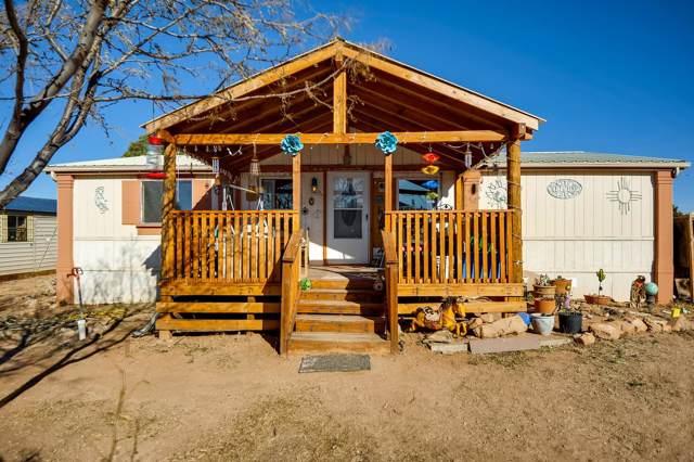 10 Eagle Ridge Road, Ilfeld, NM 87538 (MLS #201904863) :: The Very Best of Santa Fe