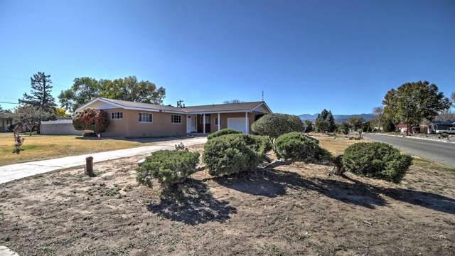 612 Valley Drive, Espanola, NM 87532 (MLS #201904891) :: The Very Best of Santa Fe
