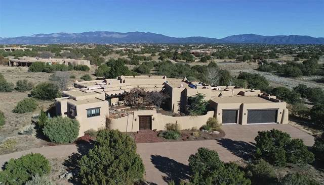8 Painted Horse, Santa Fe, NM 87506 (MLS #201904994) :: The Desmond Group