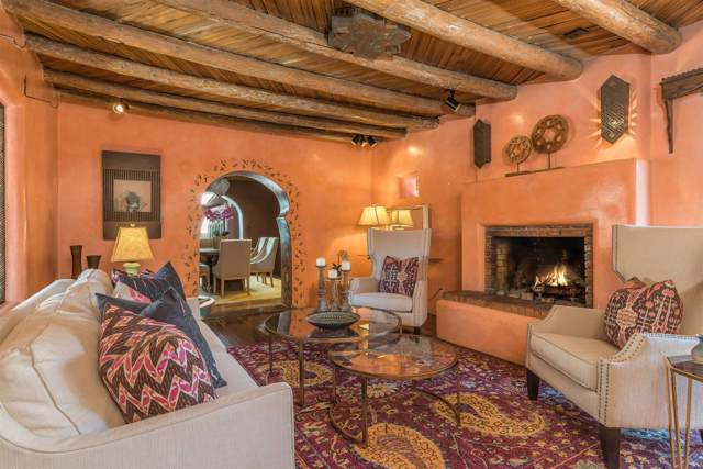 100 Lorenzo Road, Santa Fe, NM 87501 (MLS #201905039) :: The Very Best of Santa Fe