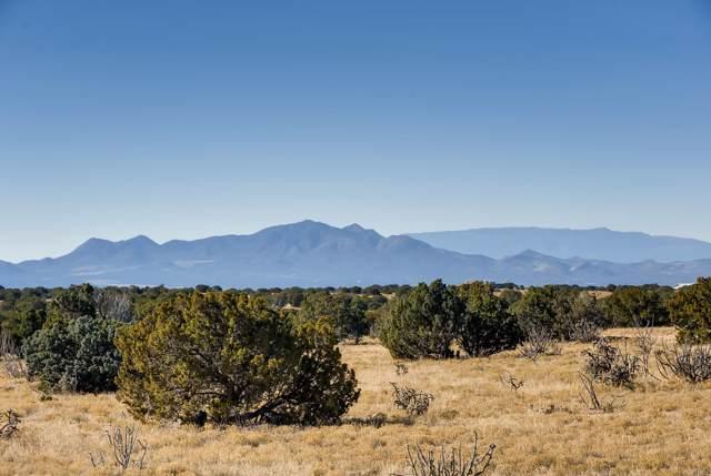7 Alyssa Ct. Lot 9, Lamy, NM 87540 (MLS #201905042) :: The Very Best of Santa Fe