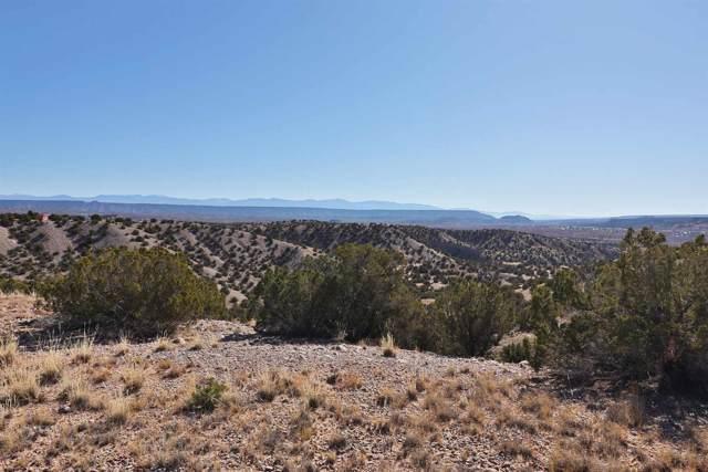 Lot 15 Vista De Pedernal, Medanales, NM 87548 (MLS #201905067) :: Berkshire Hathaway HomeServices Santa Fe Real Estate
