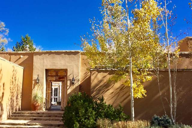168 Tesuque Village Road, Santa Fe, NM 87506 (MLS #201905069) :: The Very Best of Santa Fe