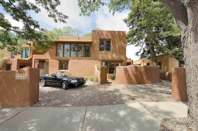 129 W Houghton St B, Santa Fe, NM 87505 (MLS #201905293) :: Berkshire Hathaway HomeServices Santa Fe Real Estate