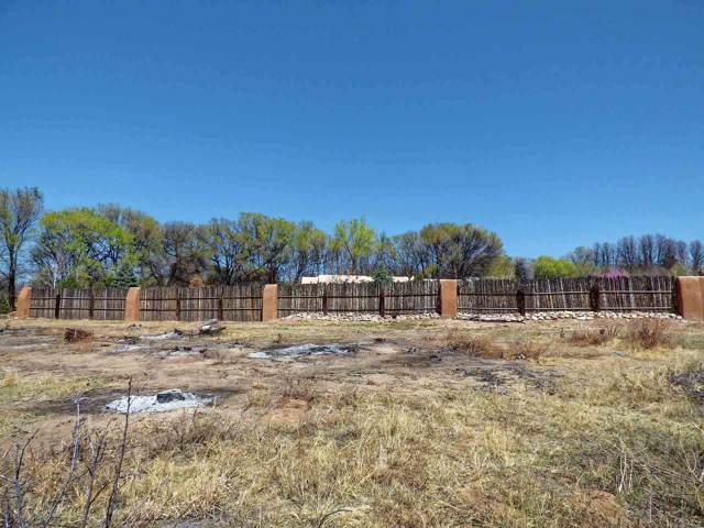12 A Molino Viejo, Santa Fe, NM 87506 (MLS #201905370) :: The Desmond Hamilton Group