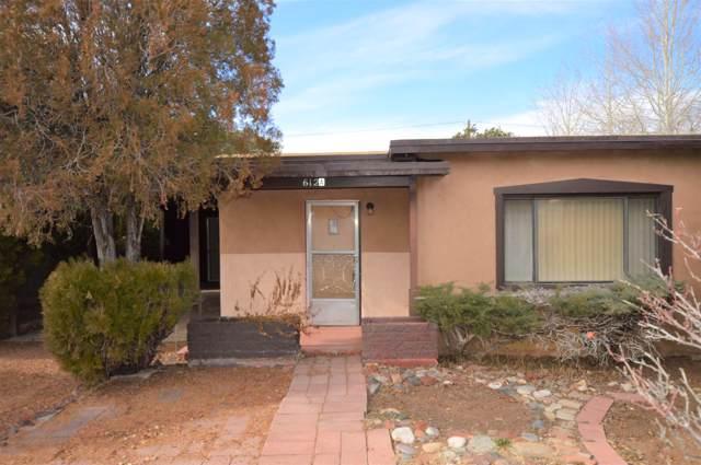 612-A Salazar, Santa Fe, NM 87505 (MLS #201905441) :: The Desmond Group