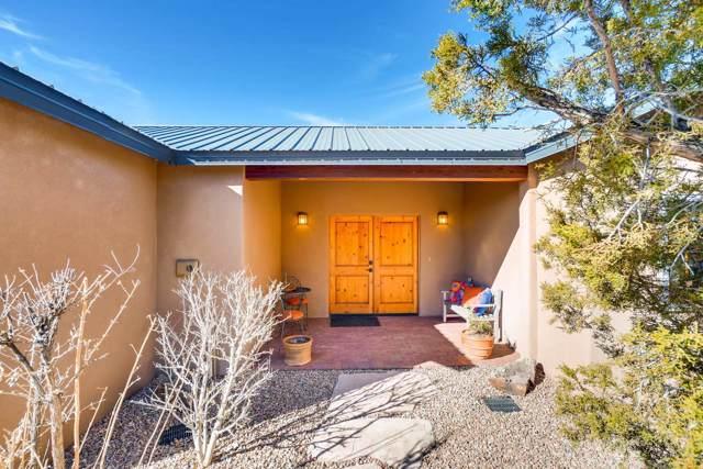7 Palentine Rd, Santa Fe, NM 87506 (MLS #201905463) :: The Desmond Group