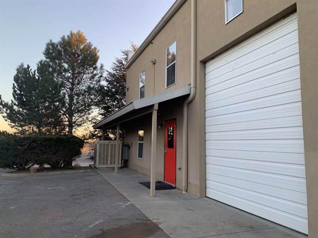 21 Bisbee Ct A, Santa Fe, NM 87508 (MLS #201905465) :: The Very Best of Santa Fe