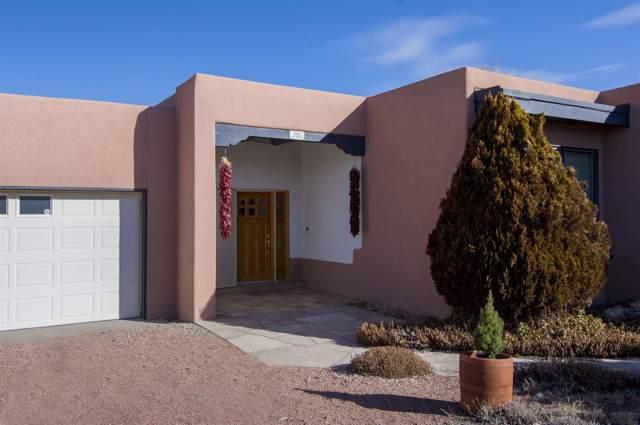 325 W Zia Road, Santa Fe, NM 87505 (MLS #201905478) :: The Desmond Group
