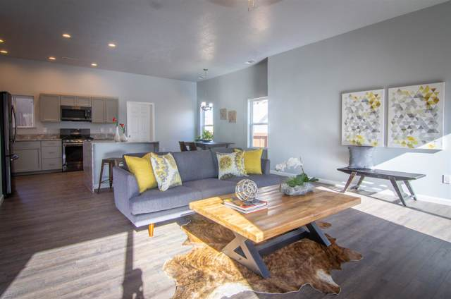 7416 Saratoga, Santa Fe, NM 87507 (MLS #202000077) :: The Desmond Group