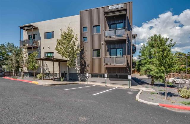 557 Oppenheimer #208, Los Alamos, NM 87544 (MLS #202000268) :: Berkshire Hathaway HomeServices Santa Fe Real Estate