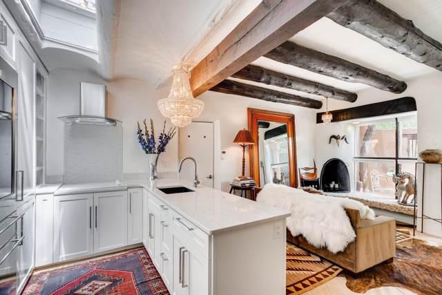 1027 B- Canyon Rd, Santa Fe, NM 87501 (MLS #202000297) :: Berkshire Hathaway HomeServices Santa Fe Real Estate
