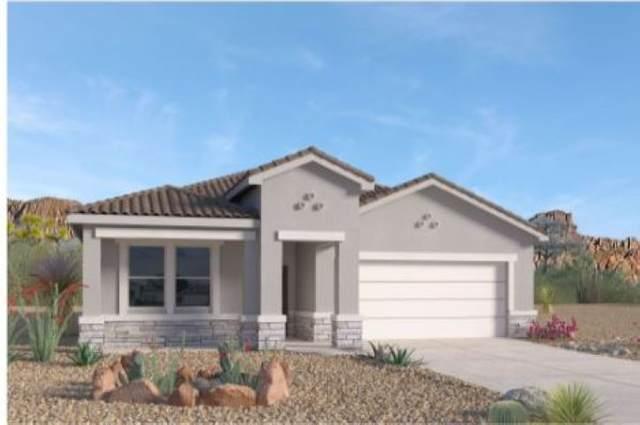 4516 NE Skyline Loop, Rio Rancho, NM 87144 (MLS #202000436) :: The Desmond Hamilton Group