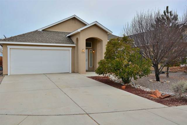 10552 Pavon Place Nw, Albuquerque, NM 87114 (MLS #202000579) :: The Very Best of Santa Fe