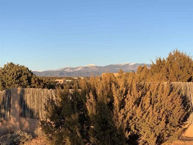 41 Calle Suzanna, Santa Fe, NM 87507 (MLS #202000614) :: The Desmond Hamilton Group