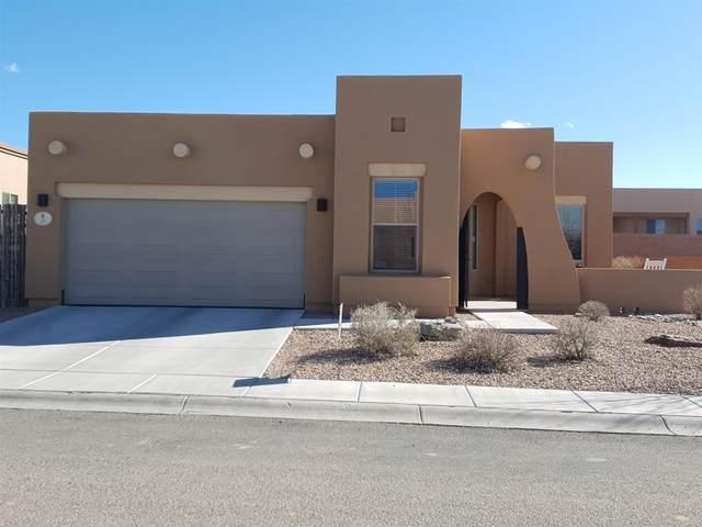 78 Via Orilla Dorado, Santa Fe, NM 87508 (MLS #202000826) :: The Very Best of Santa Fe