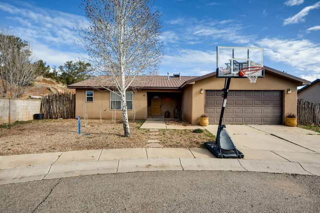 10 Camino Gemma, Pecos, NM 87552 (MLS #202000832) :: Berkshire Hathaway HomeServices Santa Fe Real Estate