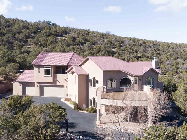 928 State Highway 165, Placitas, NM 87043 (MLS #202000865) :: Berkshire Hathaway HomeServices Santa Fe Real Estate