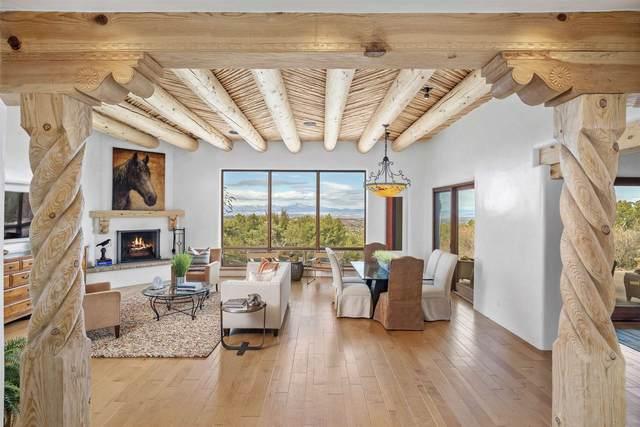 74 Lodge Trail, Santa Fe, NM 87506 (MLS #202000916) :: The Desmond Hamilton Group