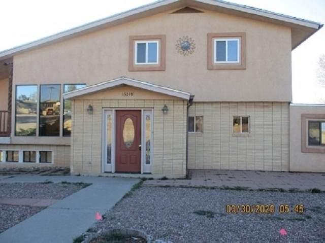 509 Lacima Road, Gallup, NM 87301 (MLS #202001143) :: The Desmond Hamilton Group