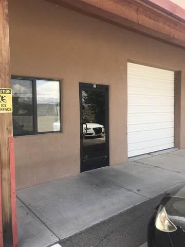 41 Bisbee Court B-5, Santa Fe, NM 87507 (MLS #202001164) :: The Desmond Hamilton Group